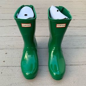 Limited Edition NIB Hunter Boots